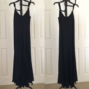 New without tags High low Bebe Black dress